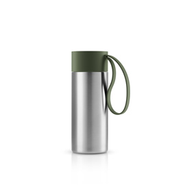 To Go Thermocup Forest Green