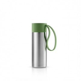 To Go Thermocup Botanic Green