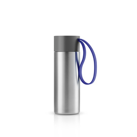 To Go Thermocup electric blue