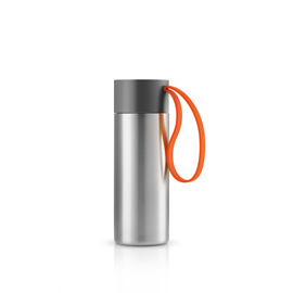 To Go Thermocup orange