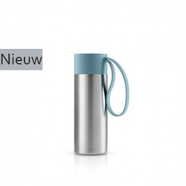 To Go Thermocup Artic Blue